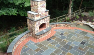 King's Landscapers - Patio