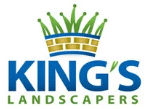 King's Landscapers logo