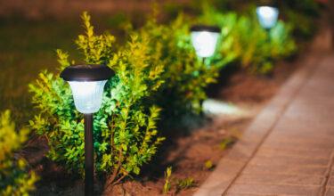 King's Landscapers - Outdoor Lighting Service