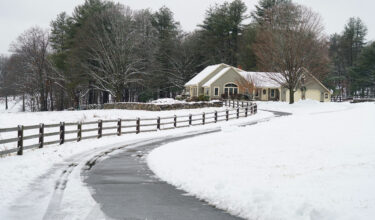 King's Landscapers - Snow Plowing & Removal