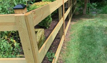 King's Landscapers - Fences (2) - Design & Service in Leesburg, VA