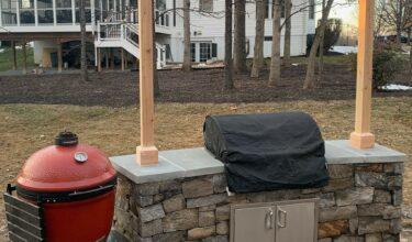 King's Landscapers - Structures - Design & Service in Leesburg, VA